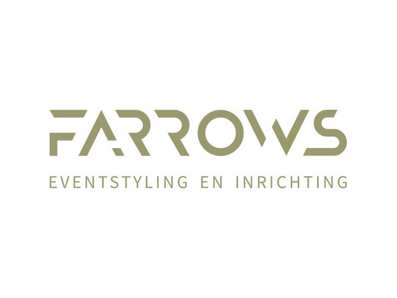 Farrows | Eventstyling en inrichting